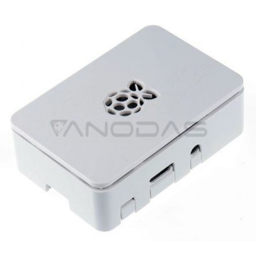 Raspberry Pi Case - RS Pro - White