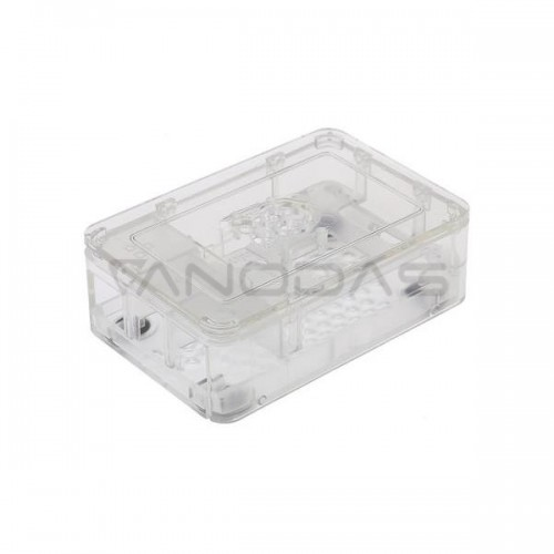 Raspberry Pi Case - RS Pro - Transparent
