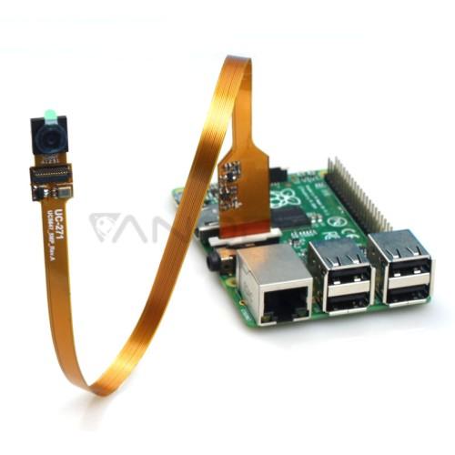 Raspberry Pi kamera - Spy Camera HD 5MPx Flex NoIR