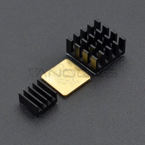 Raspberry Pi radiatorių rinkinys - graviruoti
