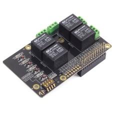 Raspberry Pi Relay v1.0 modulis 250VAC/15A