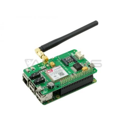 Raspberry Pi SIM800 GSM GPRS Shield