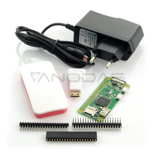 Raspberry Pi Zero W - All in One