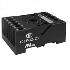 10FF-3Z-C3 relay socket