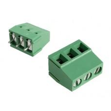 3 polių jungtis 5.0mm 14.1mm aukštis