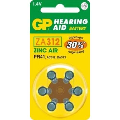 312 ZA-gp 6pcs/card packing