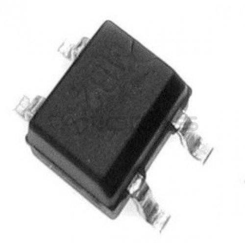 bridge  rectifying  MB4S  0.5A  400V  SMD
