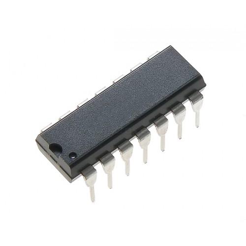 CD4093 PDIP14