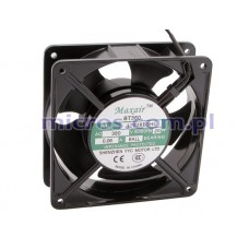 Cooling Fan 12038B3HL MAXAIR 120x120x38mm 380V ball bearing