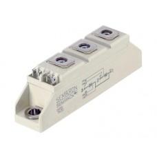 Diodo tiristoriaus modulis 1.6kV 50A A7 SKNH56/16E