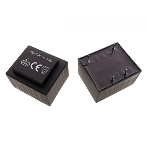 Encapsulated transformer  1.5VA 230V/9V 167mA Ta=70
