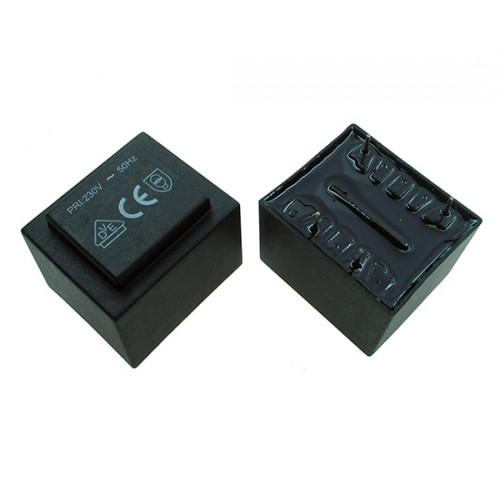 Encapsulated transformer  2VA 230V/12V 167mA Ta=50