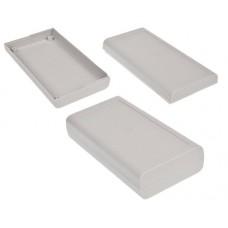 Plastic box Kradex Z44J ABS light gray 149x80x33mm