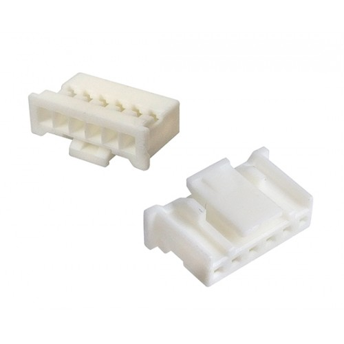 female connector 6 pin 3A 250VAC