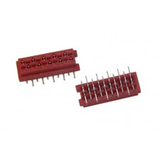 "Female ""Micro-Match""  10pin straight  for SMD"