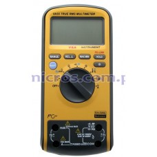 High accuracy extra-safety multimeter with USB interface VA55 20000 counts