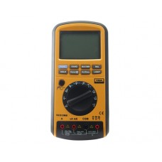High accuracy multimeter with USB interface VA30 22000 counts