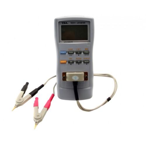 High accuracy portable LCR meter VA513