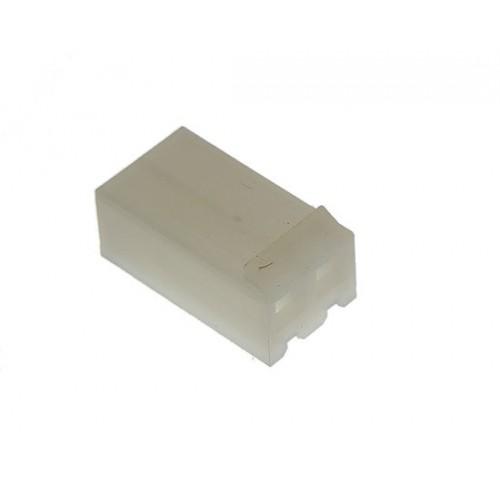 housing 2 pin white colour