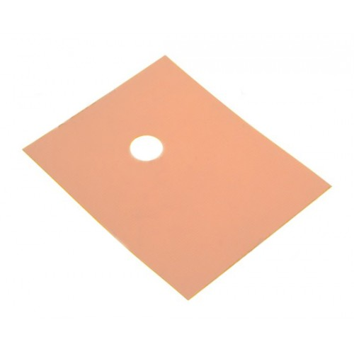 Kapton wafers TO220 18x13mm (with hole)