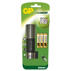 LCE203 GP Discovery LED Torch +3x24AU