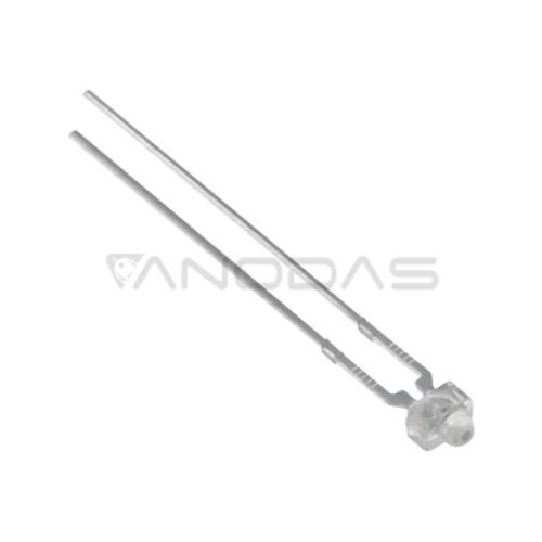 LED  1.8mm  white  warm  2180-3000mcd  transp