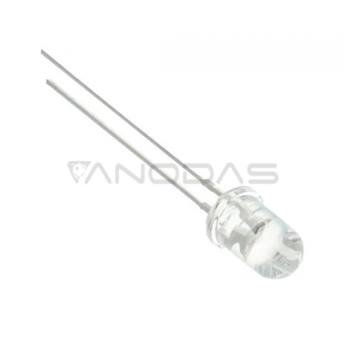 LED  5mm  green  14400mcd  transpa  blin