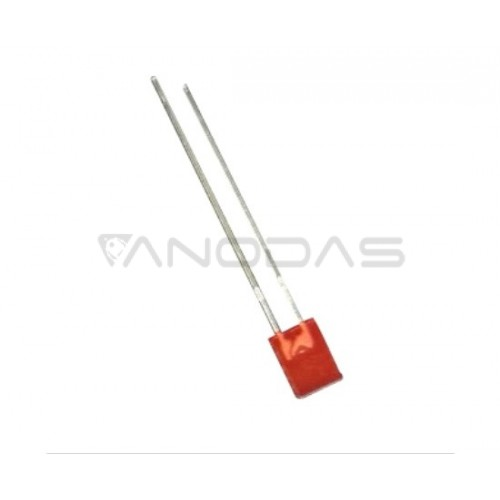 LED  5mm  red  68  mcd  diffused