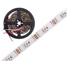 LED juosta RGB (623/519/470nm) 30LED/m 5050 5V 9W/m PCB IP20  WS2812B 1m