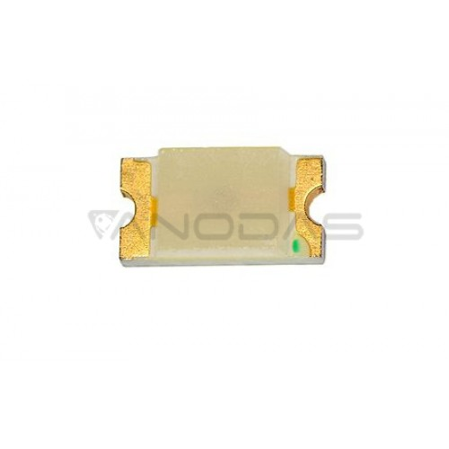 LED  SMD  0603  green:  28-280mcd,  transp