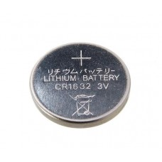Lithium coin battery CR1632 3V 120mAh 16.0x3.2mm Kinetic