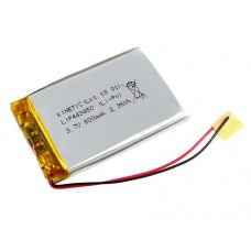 Lithium-Ion polymer rechargeable battery LIP443450 Kinetic