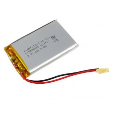Lithium-Ion polymer rechargeable battery LIP654063 Kinetic