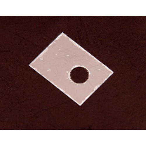 Mica pad for Package SOT32/TO126