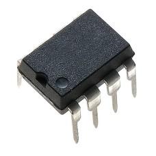 Microcircuit NE555. LM555 Timer NMOS DIP