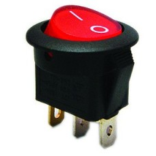 MIRS101-8C2r illuminated rocker switch