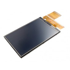 O TFT-3.5tp IPS wide view screen + touch panel