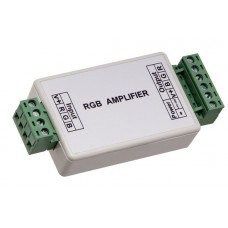 RGB LED amplifier 3 channels 12-24V DC