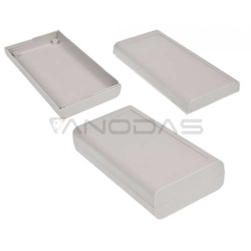 Plastikinė dežutė Kradex Z44J 33.1x79.9x149.3mm ABS