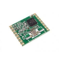 RFM69W-433S2 ISM Transceiver Module
