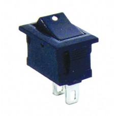Klavišinis jungiklis ON-OFF 1A 250VAC 2 kontaktai