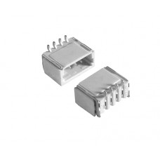 SH Male connector 4 pin pitch 1.0mm 0.5A 50V vertical