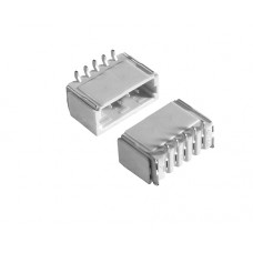 SH Male connector 5 pin pitch 1.0mm 0.5A 50V vertical