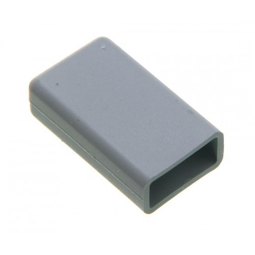 Silicone insulator caps TO220 11x21mm