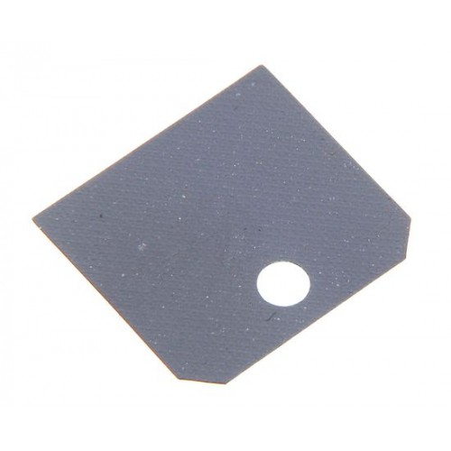 Silicone rubber washers TO218