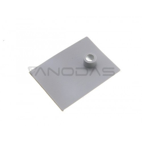 Silicone rubber washers TO220-2