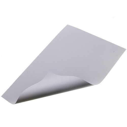 Silicone sheets for pads 150x220mm non-adhesive