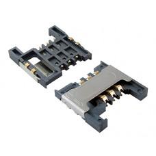 SIM card socket h=2.9mm