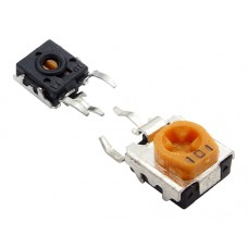 Single turn trimmer potentiomter RM-063 metal case 50kR