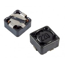 SMD Power Inductor 820uH 20% 0.20A 5.20R 7.3x7.3x4.5mm